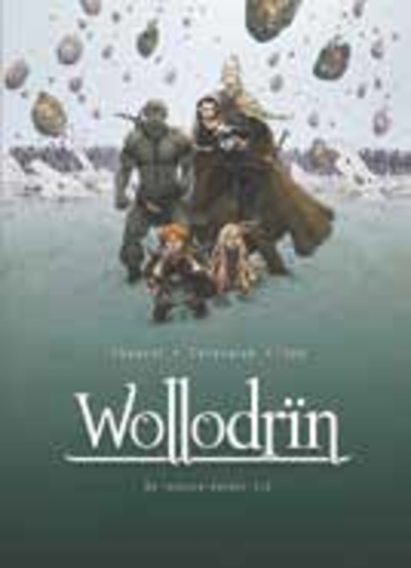 Wollodrïn 9. (Chauvel, David), Hardcover Wollodrin, Chauvel, David, BKST