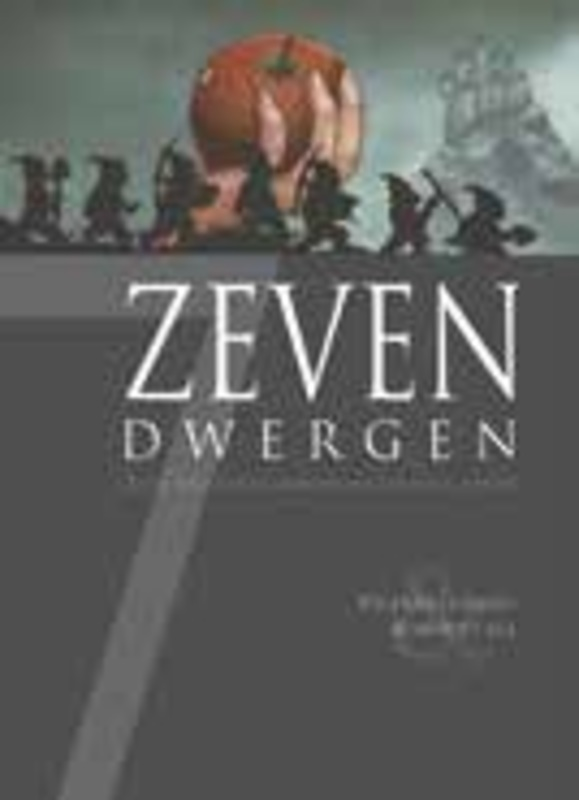 ZEVEN HC15. ZEVEN DWERGEN 15 (Andoryss, Semedo) 64 p., Hardcover ZEVEN, BKSTSPER