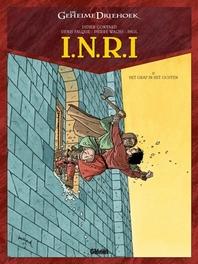 INRI HC03. HET GRAF IN HET OOSTEN INRI, FALQUE, Hardcover