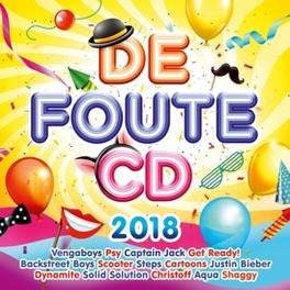FOUTE CD 2018 V/A, CD