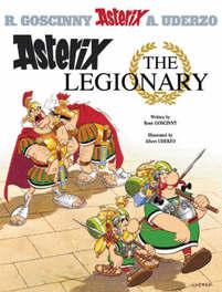 ASTERIX (10) ASTERIX THE LEGIONARY (ENGLISH) ASTERIX, Rene Goscinny, Paperback