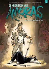AMORAS: DE KRONIEKEN 01. DE ZAAK KRIMSON 3/3 AMORAS: DE KRONIEKEN, Vandersteen, Willy, Paperback