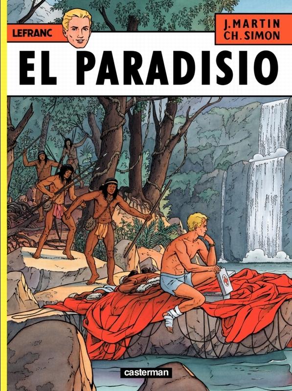 LEFRANC 15. EL PARADISIO LEFRANC, MARTIN, JACQUES, Paperback