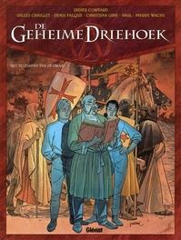 HC01. HET TESTAMENT VAN DE DWAAS GEHEIME DRIEHOEK, Convard, Hardcover