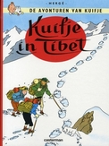 Kuifje: 19 kuifje in tibet