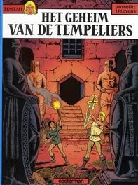 Tristan: 8 Het geheim v.d. tempeliers TRISTAN, J. Martin, Paperback