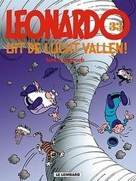 LEONARDO 33. EEN GENIE KOMT UIT DE LUCHT VALLEN LEONARDO, TURK, GROOT B DE, Paperback