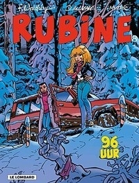 RUBINE 08. 96 UUR RUBINE, WALTHERY, MYTHIC, Paperback