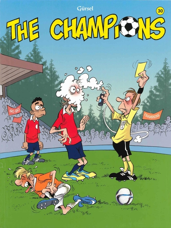 CHAMPIONS 30. DEEL 30 CHAMPIONS, Gurcan Gursel, Paperback
