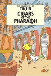 TINTIN TINTIN (03): CIGARS OF THE PHARAOH