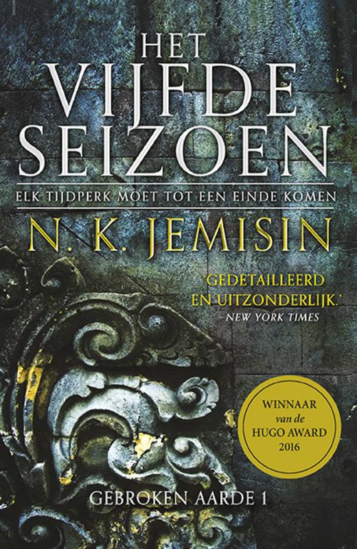 Het Vijfde Seizoen N.K. Jemisin, Paperback