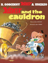 ASTERIX (13) ASTERIX AND THE CAULDRON (ENGLISH) ASTERIX, UDERZO A, onb.uitv.