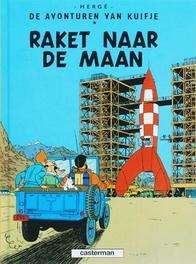 KUIFJE HC16. RAKET NAAR DE MAAN KUIFJE, Hergé, Hardcover