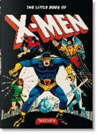 The Little Book of X-Men Roy Thomas, Book, misc