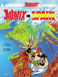 ASTERIX (14) ASTERIX IN SPAIN (ENGLISH) ASTERIX, Goscinny, Rene, onb.uitv.