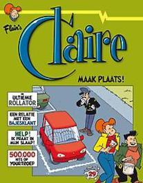 CLAIRE 29. MAAK PLAATS! CLAIRE, Van Die, Jan, Paperback