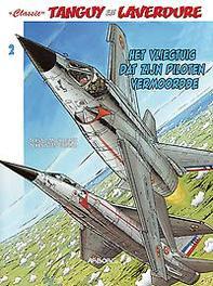 TANGUY EN LAVERDURE CLASSIC HC02. HET VLIEGTUIG DAT PILOTEN VERMOORDDE TANGUY EN LAVERDURE CLASSIC, Charlier, Jean-Michel, Hardcover