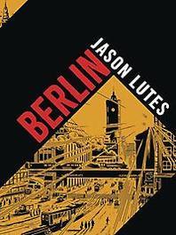 Berlin Lutes, Jason, Hardcover