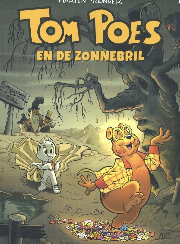 Tom Poes en de zonnebril TOM POES, Toonder, Marten, Paperback