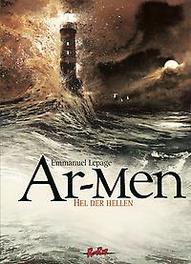 Ar-Men Hel der hellen, Lepage, Emmanuel, Hardcover