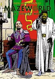 Mazeworld SPECIALE EDITIE 2 De duistere man Hardcover
