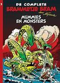 Brammetje Bram INTEGRAAL 2 Mummies en monsters