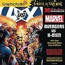 AVENGERS VS. X-MEN AUDIO CD