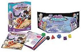 MLP TALES OF EQUESTRIA RPG STATUETTES ADV STORY BOX SET Paperback