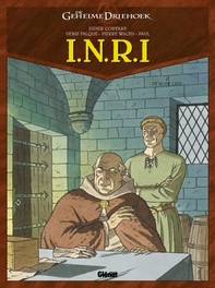 INRI HC02. DE RODE LIJST INRI, FALQUE, Hardcover
