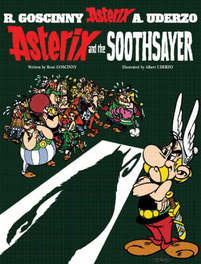 ASTERIX (19) ASTERIX AND THE SOOTHSAYER (ENGLISH) ASTERIX, Goscinny, René, Paperback