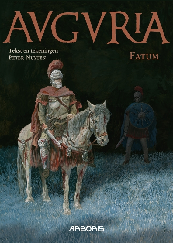AUGURIA 03. FATUM AUGURIA, Nuyten, Peter, Paperback