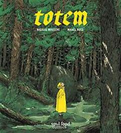 Totem Nicolas Wouters, Hardcover