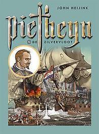 Piet Heyn SC 2 De zilvervloot Heijink, John, Paperback