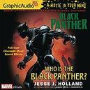 BLACK PANTHER WHO IS THE...