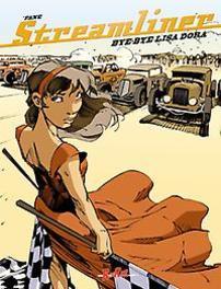 Streamliner SPECIALE EDITIE 2 Bye-bye Lisa Dora Hardcover