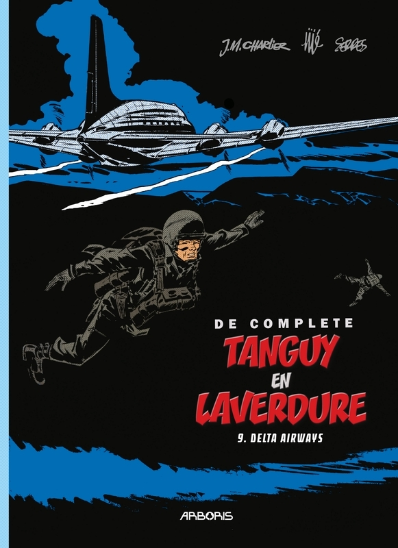 TANGUY EN LAVERDURE, DE COMPLETE HC09. DELTA AIRWAYS TANGUY EN LAVERDURE, DE COMPLETE, Charlier, Jean-Michel, Hardcover