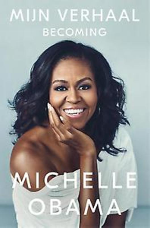 Mijn verhaal becoming, Obama, Michelle, Paperback