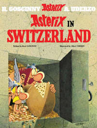 Asterix: Asterix in Switzerland ASTERIX, Goscinny, Rene, Paperback