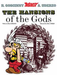 Asterix: The Mansions of The Gods Album 17, Rene Goscinny, Paperback