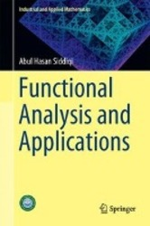 Functional Analysis and...