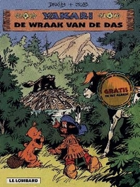 YAKARI 26. DE WRAAK VAN DE DAS YAKARI, DERIB, Paperback