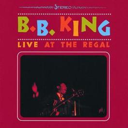 LIVE AT THE REGAL Audio CD, B.B. KING, CD