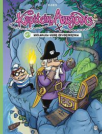 KAPITEIN ANSJOVIS 01. KIELHALEN VOOR GEVORDERDEN KAPITEIN ANSJOVIS, Floris, Paperback