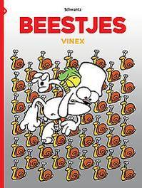 BEESTJES 08. VINEX BEESTJES, Schwantz, Paperback
