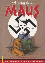 Maus I  A Survivor's Tale : My Father Bleeds History/Here My Troubles Began/Boxed, Art Spiegelman, Paperback