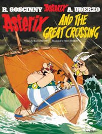 Asterix: Asterix and the Great Crossing ASTERIX, UDERZO A, onb.uitv.