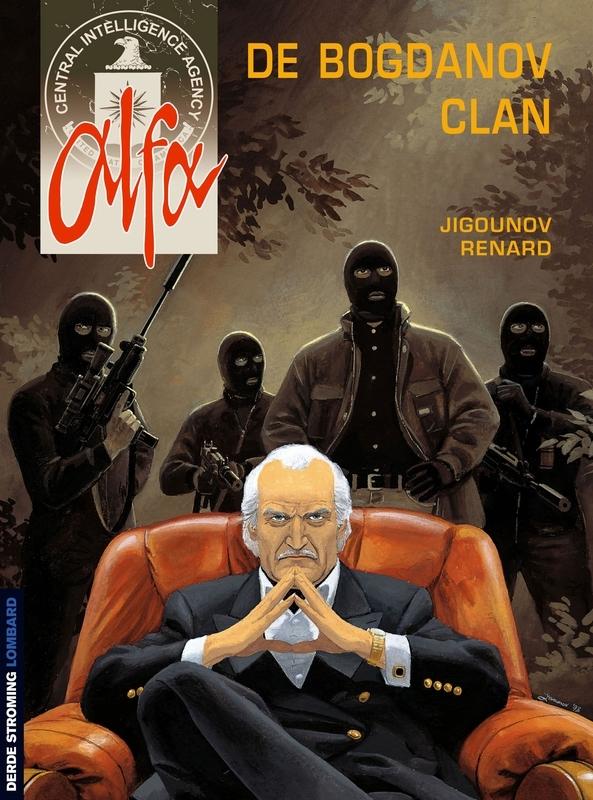 ALFA 02. DE BOGDANOV CLAN ALFA, JIGOUNOV, IOURI, RENARD, PASCAL, Paperback