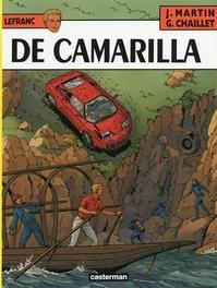 LEFRANC 12. DE CAMARILLA LEFRANC, Martin, Jacques, Paperback