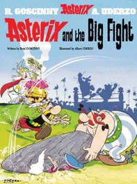 ASTERIX (07) ASTERIX AND THE BIG FIGHT (ENGLISH) ASTERIX, Rene Goscinny, Paperback