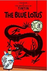 TINTIN TINTIN (04): THE BLUE LOTUS